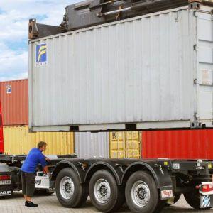 Груз контейнерный перевозка
